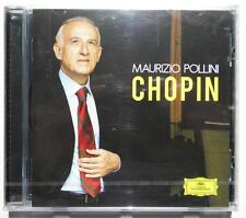 MAURIZIO POLLINI CHOPIN op. 25 op 34 CD NUOVO