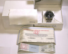 Invicta Automatic Admiral COSC Swiss 26 Jewel Certified Chronometer Black & SS