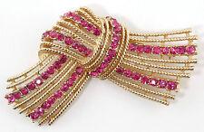 Trifari Rhinestone Vintage Costume Jewellery