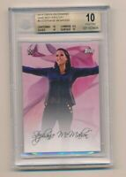 2019 Topps On Demand WWE Mothers Day #9 Stephanie McMahon BGS 10
