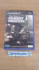 TOM CLANCY'S GHOST RECON / PS2 SONY PLAYSTATION 2 PAL COMPLETE