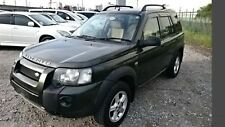 Land rover freelander automatic  2.0 d4d For Spare Parts For Breaking wheel nut