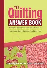 Quilting Paperback Books in English