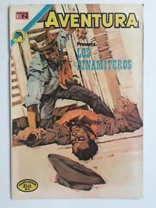 LOS DINAMITEROS - AVENTURA #776 - ORIGINAL COMIC IN SPANISH - MEXICO - NOVARO