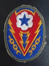 Vintage WWII European Theater of Operations Sew On Patch New Unused
