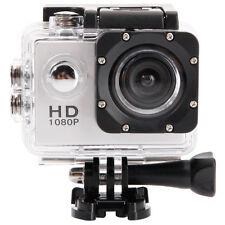 "New 2.0"" Outdoor Sport DV 1080P HD Waterproof 30M Video Camera for SJ4000 Silver"