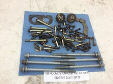 08 POLARIS RANGER 700 XP EFI 4X4 05-09 ENGINE BOLTS MISCELLANEOUS NUTS PARTS B