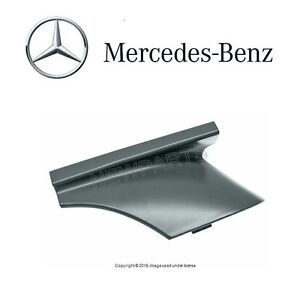 For Mercedes A208 C208 CLK320 Front Tow Hook Cover Primered Original