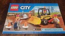 LEGO City Demolition Starter Set - Construction - (60072) - Manual Only