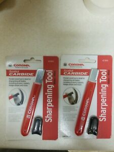 Corona AC8300 Sharpening Tool 2 packages