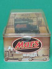 "Matchbox 1921 Model Ford T ""MARS"" 1/52 diecast car + Boite Promo / Tin Box 90's"