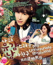 Korean Drama My Unfortunate Boyfriend (TV Series) DVD Good English Sub R0