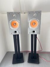 B&W DM 601 S3 HiFi Bookshelf / Stand Mount Speakers - 100 W