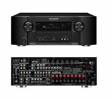 Marantz SR6005 Home Cinema AV Audio Video 3D Receiver 6x HDMI USB iPod ARC Black