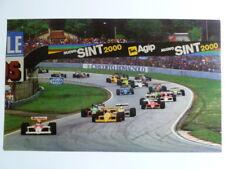 1989 Aryton Senna's Marlboro McLaren Formula 1 Picture / Print / Poster RARE!!