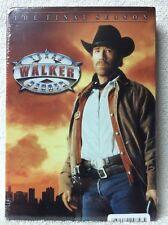 Walker Texas Ranger - The Final Season (DVD, 2005, 6-Disc Set)