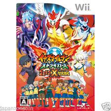 Used Nintendo Wii Inazuma Eleven  Nintendo JAPAN JP JAPANESE JAPONAIS IMPORT