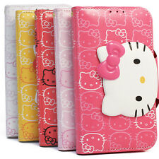 Genuine Hello Kitty Face Cover Case Galaxy S21 S21 Plus S21 Ultra made in Korea