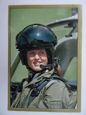 The Royal Family Sticker Album Panini 1988 - Sticker No.181 -Duchess of York,RAF