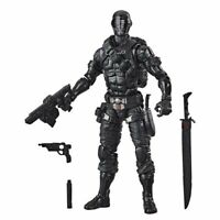 G.I. Joe Classified Series 6-Inch Snake Eyes Action Figure, IN HAND, From USA