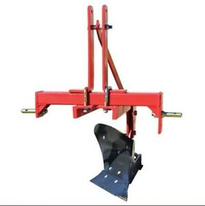 Agri Supply 14 In. Single Moldboard Plow, 3 Point Hitch - Category 1