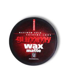 Gummy Cire Cheveux, Coiffante (wax) Mat Keratine 150 ml