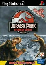 Ps2 - Jurassic Park Operation Genesis - Same Day Dispatched - Boxed