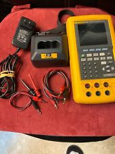 Fluke 743B Documenting Process Calibrator/Sourcemeter/Voltmeter/DMM *TESTED*