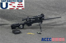 "1/6 MK14 Sniper Rifle Soldier Weapon DRAGON Soviet For 12"" Hot Toys Figure USA"