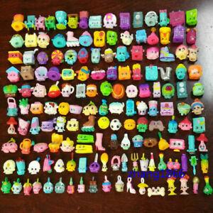 Shopkins of Season 1 2 3 4 5 Loose Toys Action Figure Doll Random 50 in 1