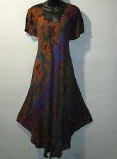 Wholesale Lot 3 Dress Fits 1X 2X 3X Plus Sundress Lace Sleeve A Shaped NWT G682