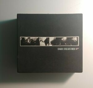 Cash Unearthed Box by Johnny Cash CDs 5 Disc Box Set 2003 Lost Highway Country!