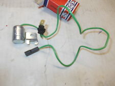 CONDENSATORE ACCENSIONE SIMCA CHRYSLER 160 180 GT 2 LITRI IGNITION CONDENSER