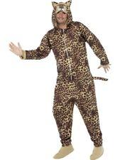 Smiffys di Smiffy All-in-one Leopard Costume con cappuccio - Medium (a2w)