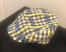 KANGOL Neo-Check Hudson Cap Small New! Free Shipping!