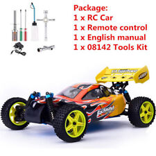 HSP Rc Racing Car 1/10 Scale Nitro Gas Power 4wd Off Road Buggy 80142 Tools Kits