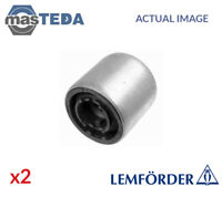 2x LEMFÖRDER REAR CONTROL ARM WISHBONE BUSH 34501 01 G NEW OE REPLACEMENT