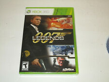 007 Legends  For Xbox 360 Brand New & Factory Sealed Free Shipping