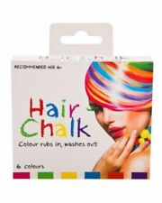 Chalk Blue Temporary/Wash-Out Hair Colouring