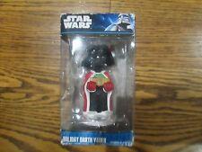 Holiday Darth Vader Bobblehead Funko in Box Christmas Ornament Star Wars