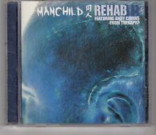 (HI871) Manchild, Rehab ft Andy Cairns - 2000 CD