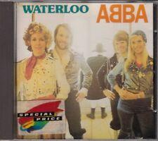 ABBA CD  WATERLOO  Polydor von 1974