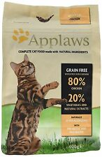 Applaws Dry Cat Food Adult Chicken, 400g