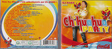 CD 20T CHIHUAHUA PARTY (DJ BOBO) QUEEN/LOU BEGA/BOB SINCLAR/BELLINI/LAS KETCHUP