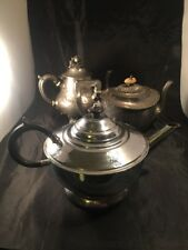 More details for vintage silver plated electro plated teapots t m co ltd it's a mawstone art deco