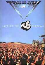Triumph - Live At Th-LIVE AT THE US FESTIVAL / (DOL)  DVD NEW