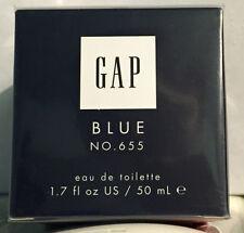 GAP BLUE FOR HIM NO. 655 EAU DE TOILETTE 1.7 OZ