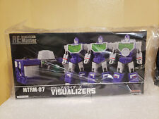 NEW Transformers Maketoys RM-07 Visualizers Masterpiece MP G1 Reflector MISB