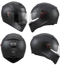 Cascos AGV color principal negro talla L para conductores