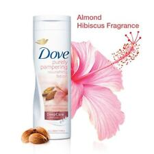 Dove Purely Pampering Almond Body Lotion, 400 ml (Free shipping worldwide)